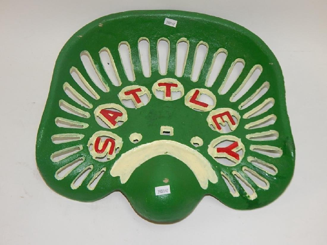 TRACTOR SEAT - 4