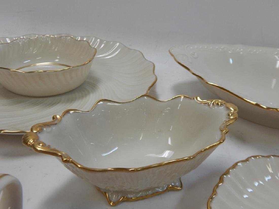 6 PIECE LENOX SERVING DISHES - 2