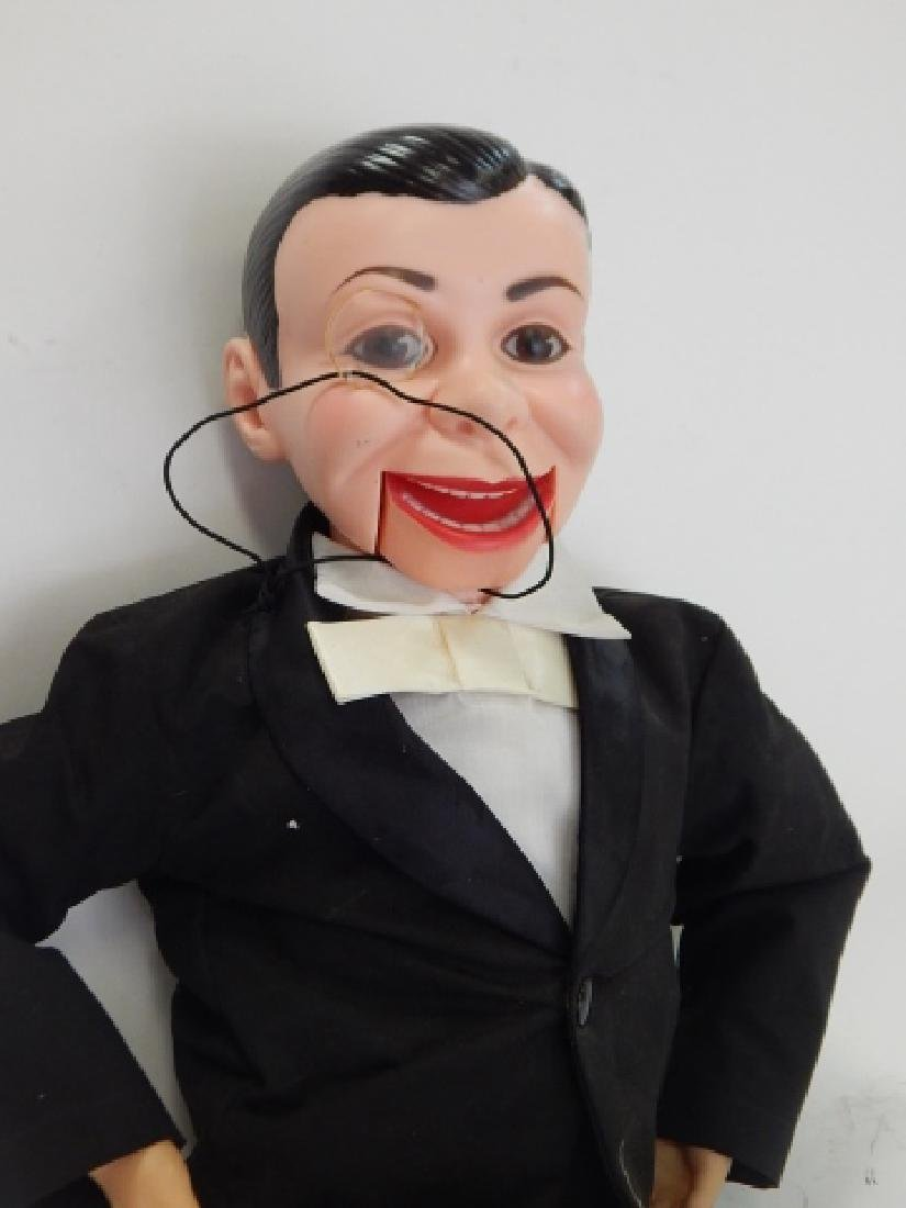 CHARLIE MCCARTHY VENTRILOQUIST DOLL - 4