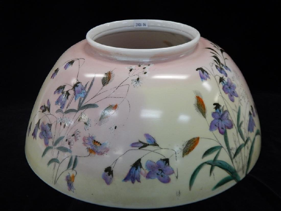 HAND PAINTED LAMP SHADE