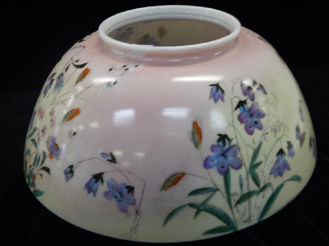 HAND PAINTED LAMP SHADE - 3