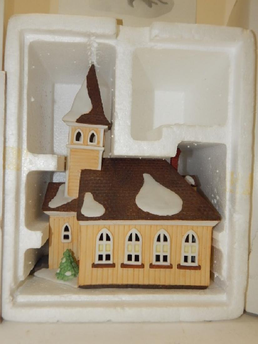 6 PC DEPARTMENT 56 HERITAGE VILLAGE COLLECTION - 2