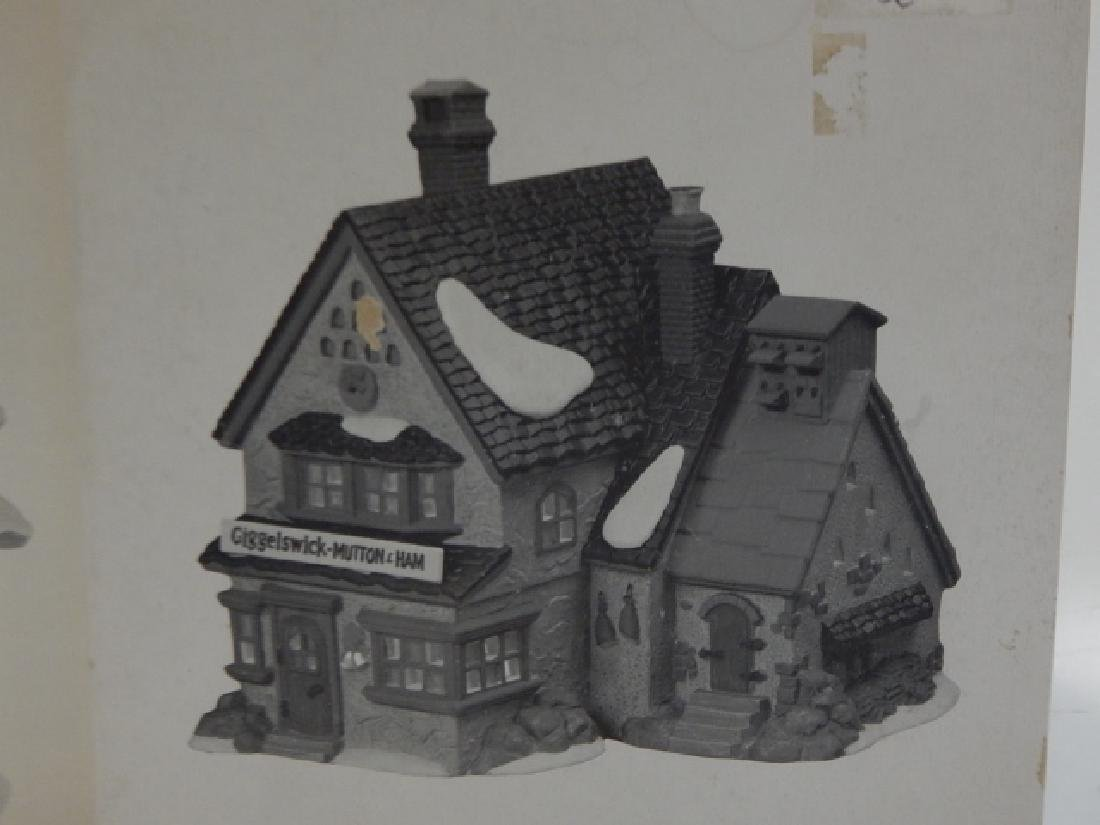 6 PC DEPARTMENT 56 OF HERITAGE VILLAGE COLLECTION - 4