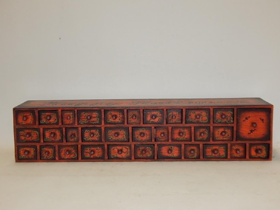 HALLOWEEN ADVENT BOX