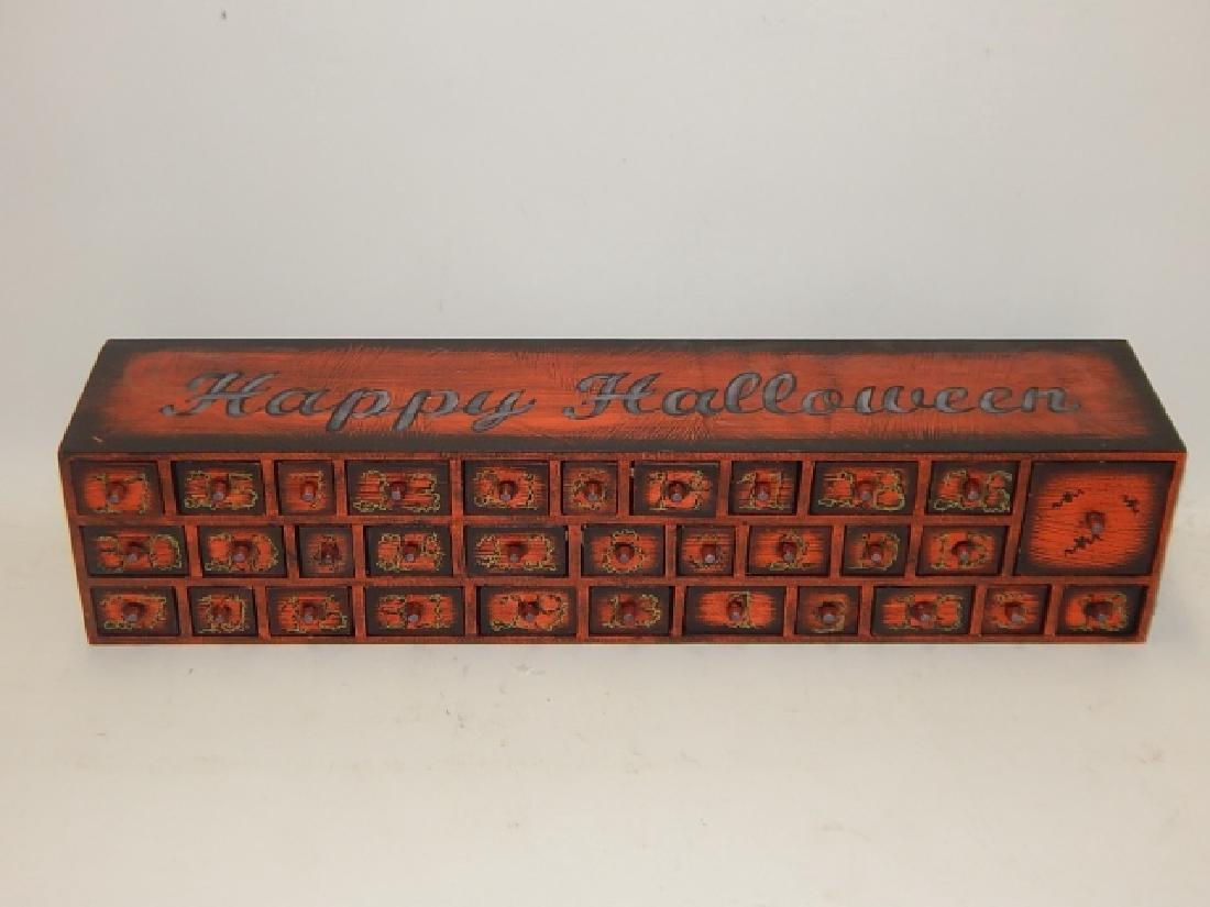 HALLOWEEN ADVENT BOX - 2