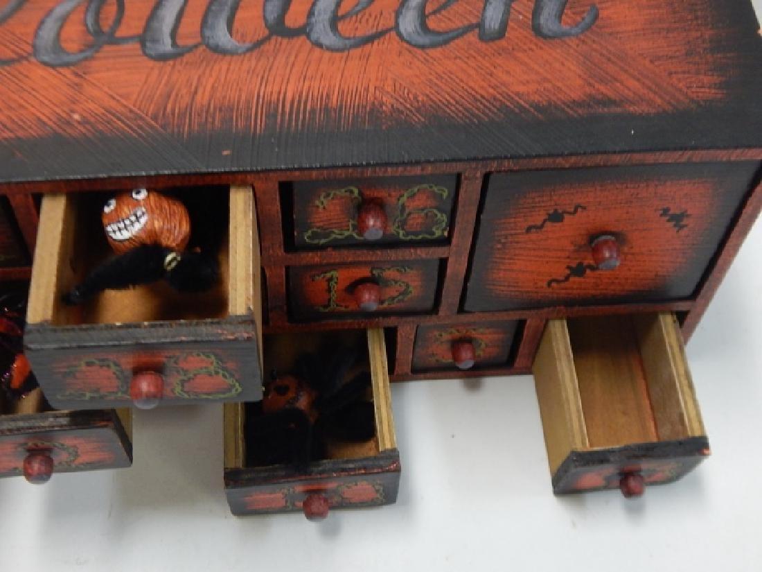 HALLOWEEN ADVENT BOX - 3