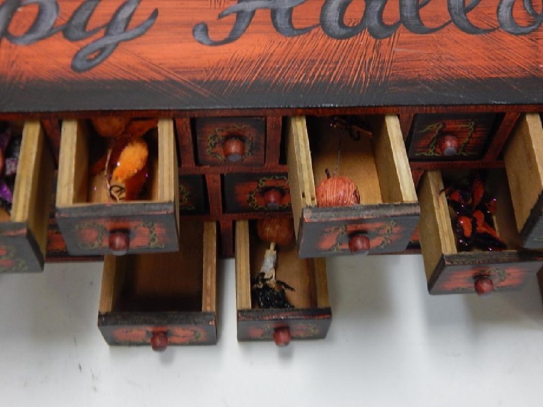 HALLOWEEN ADVENT BOX - 4