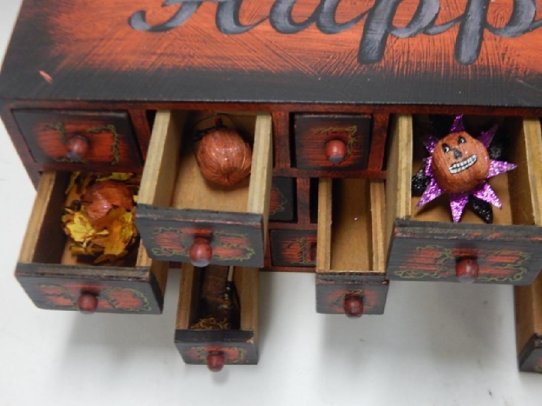 HALLOWEEN ADVENT BOX - 5