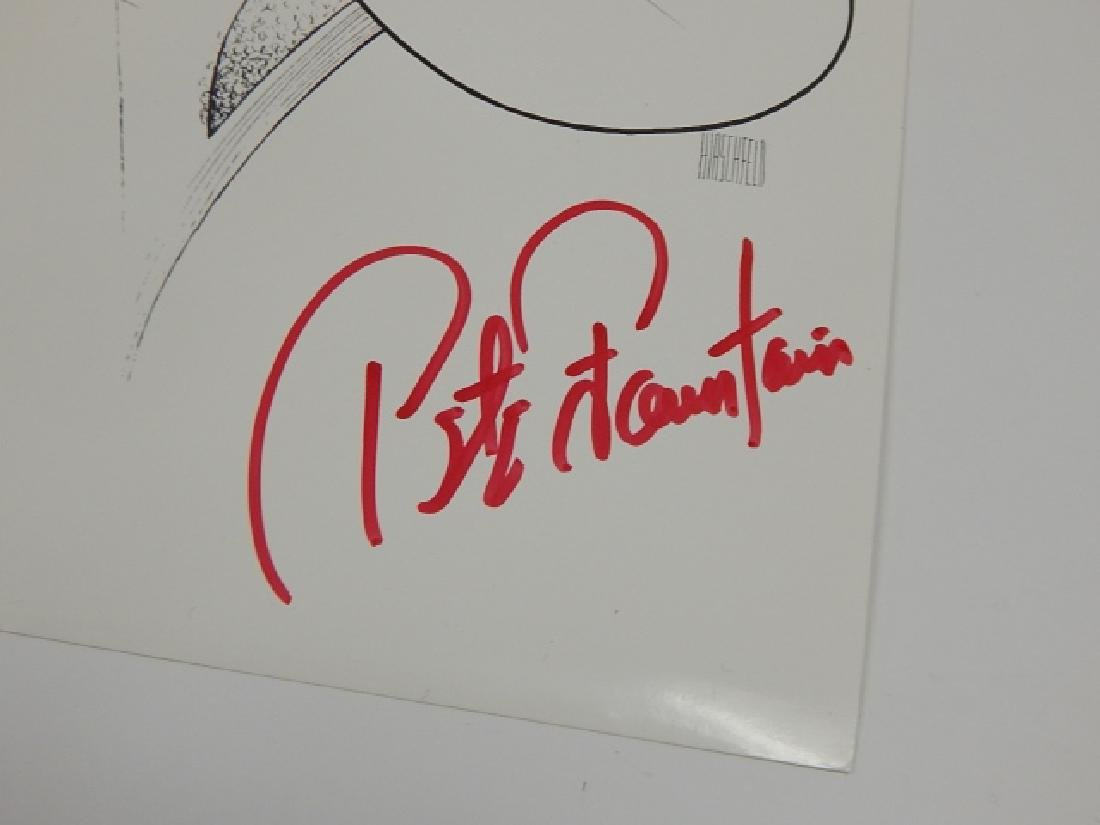 TWO PETE FOUNTAIN AUTOGRAPH - 3