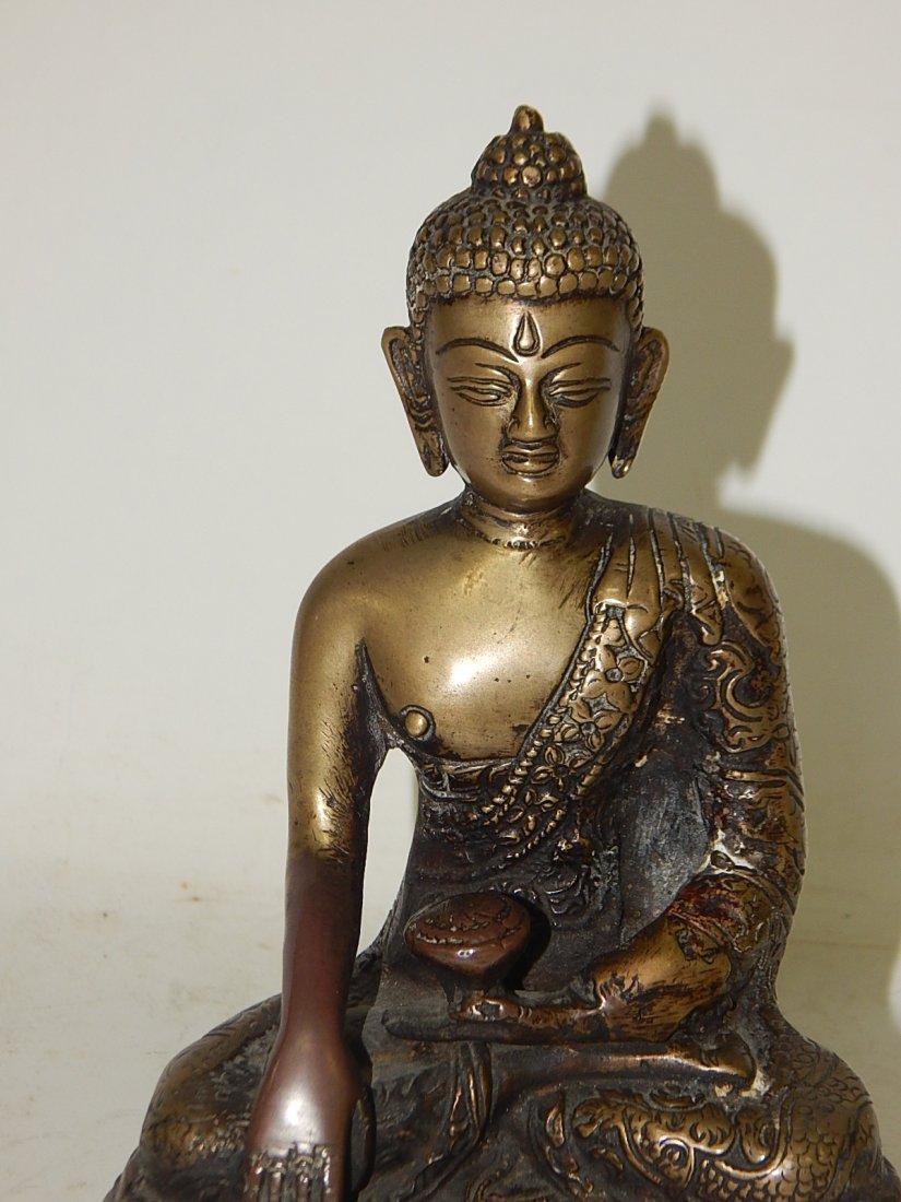 BRONZE BUDDHA - 5