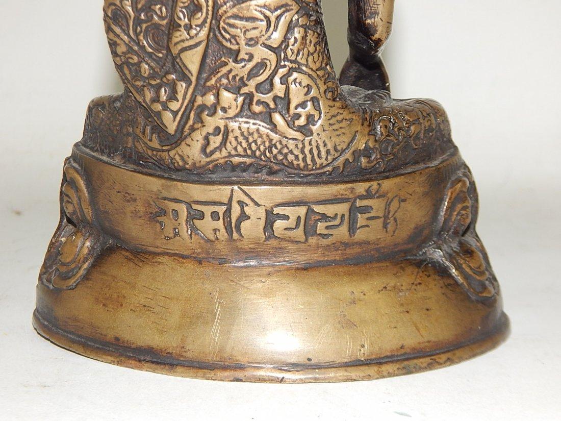 BRONZE BUDDHA - 8