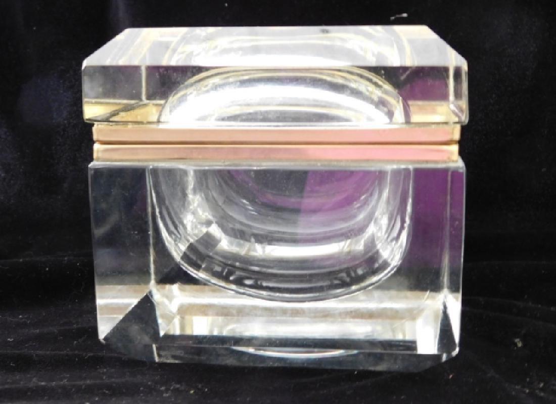 GLASS DRESSER BOX