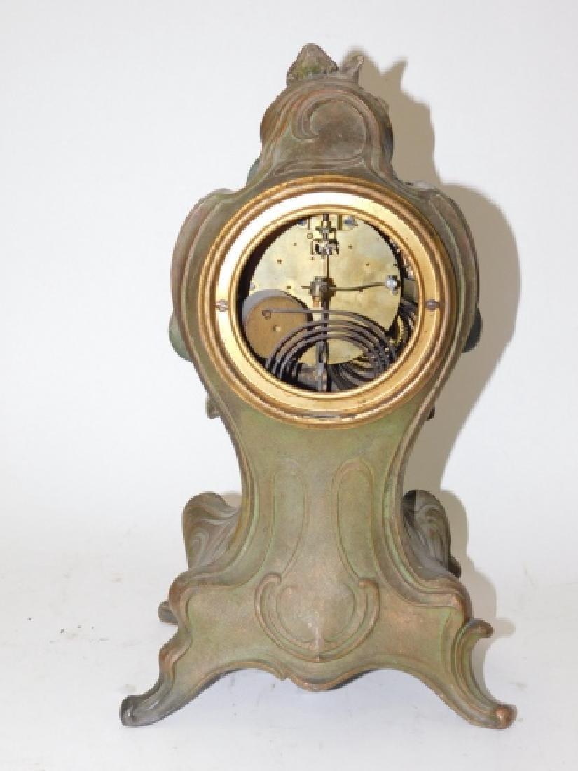 ART NOUVEAU CLOCK - 2