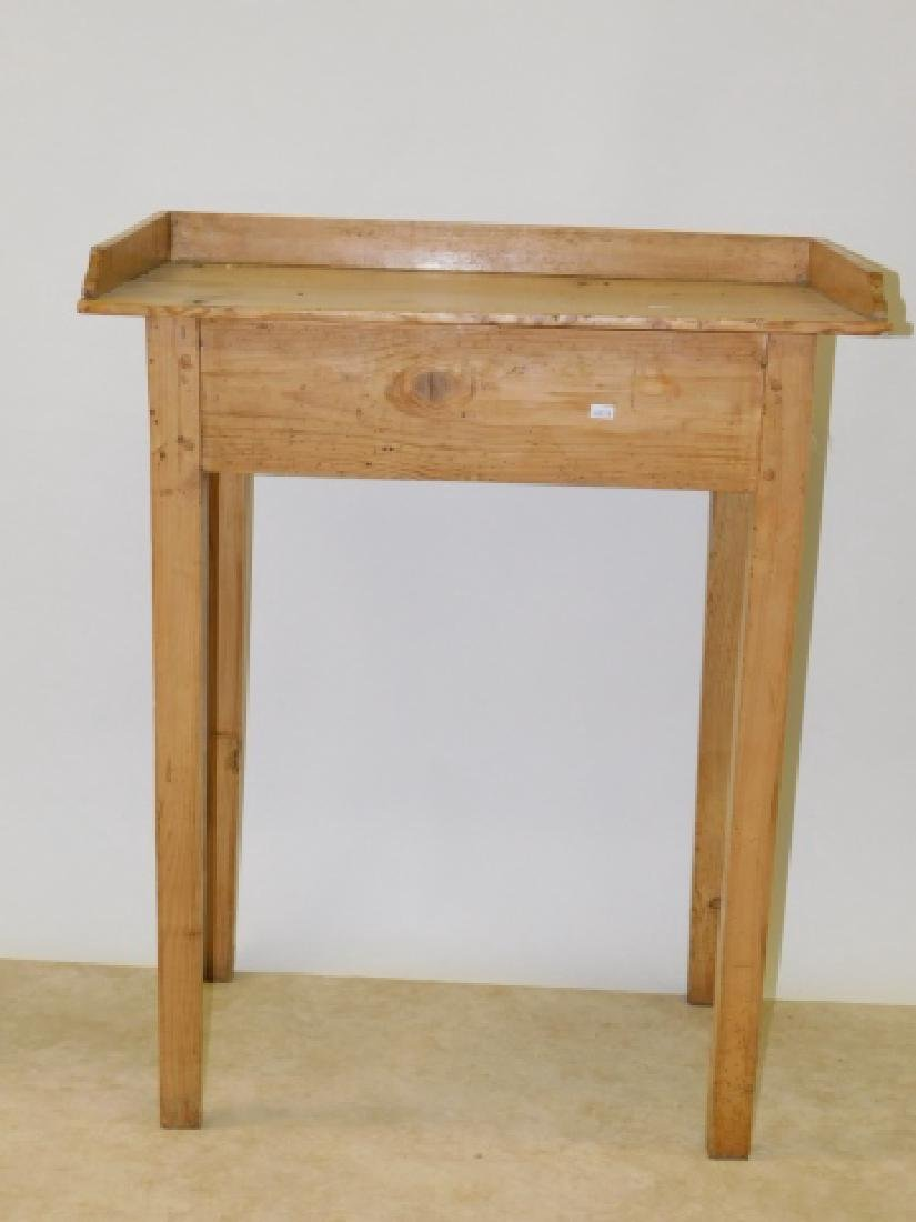 PINE WORK TABLE