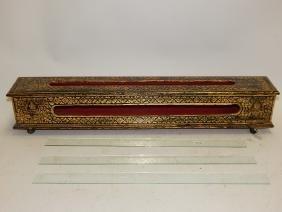 ASIAN SCROLL BOX