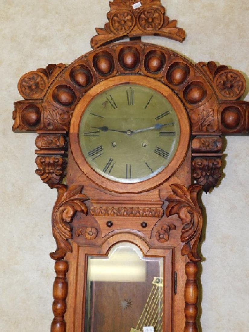 WALL CLOCK - 2