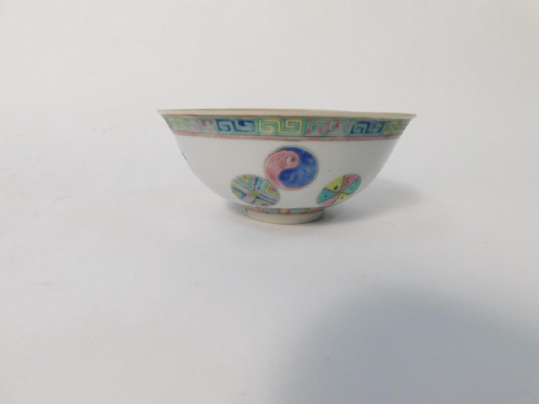 PAIR OF CHINESE BOWLS - 3