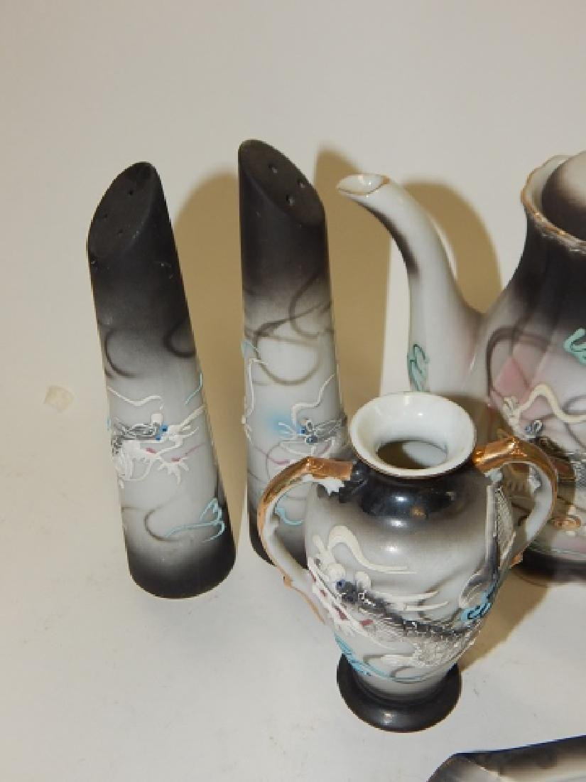 ASSORTED DRAGONWARE DISHES - 2
