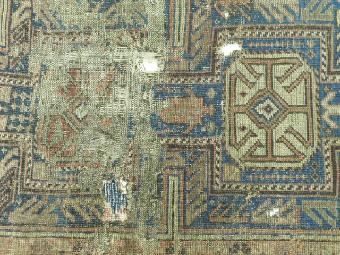 HAND TIED RUGS AND CARPET BAG - 3