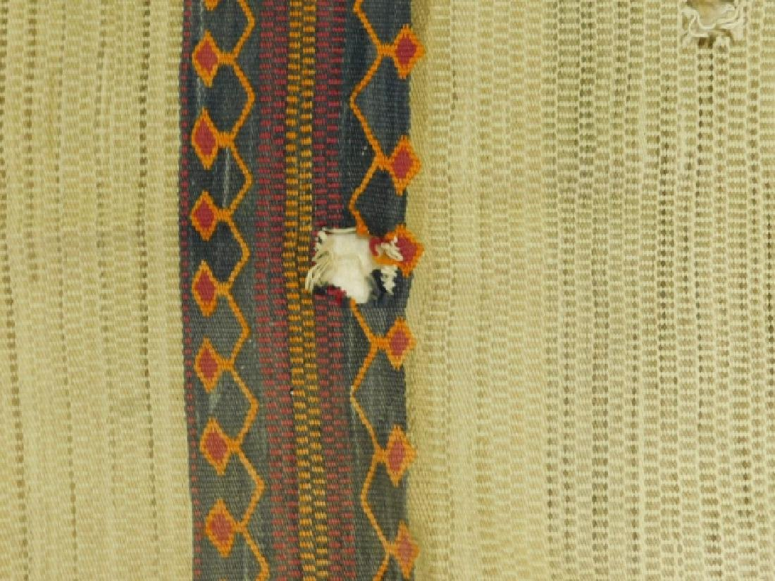 HAND TIED RUGS AND CARPET BAG - 5