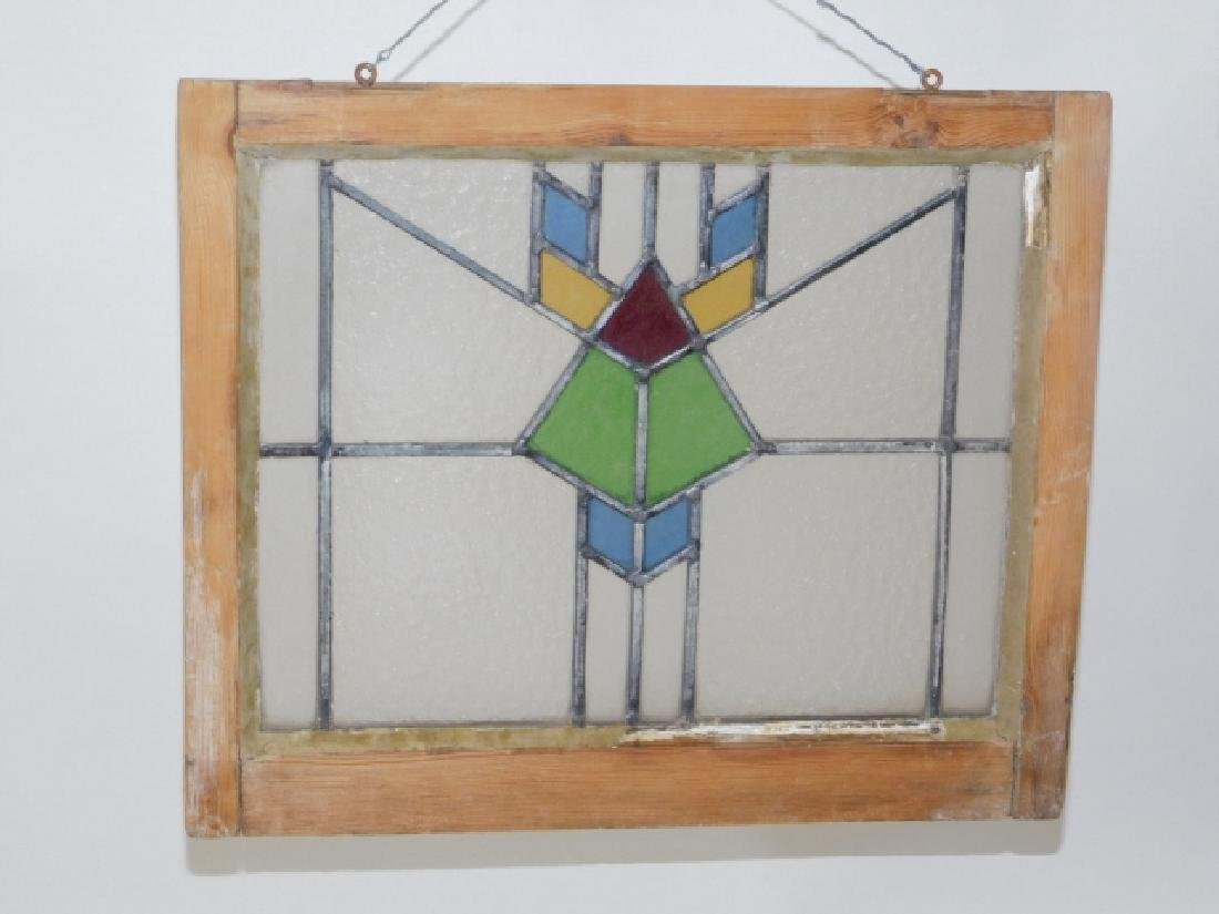 STAINED GLASS WINDOW - 2