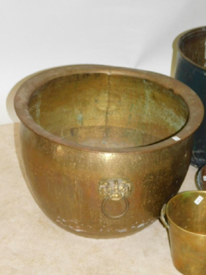 LOT OF BRASS AND COPPER - 3