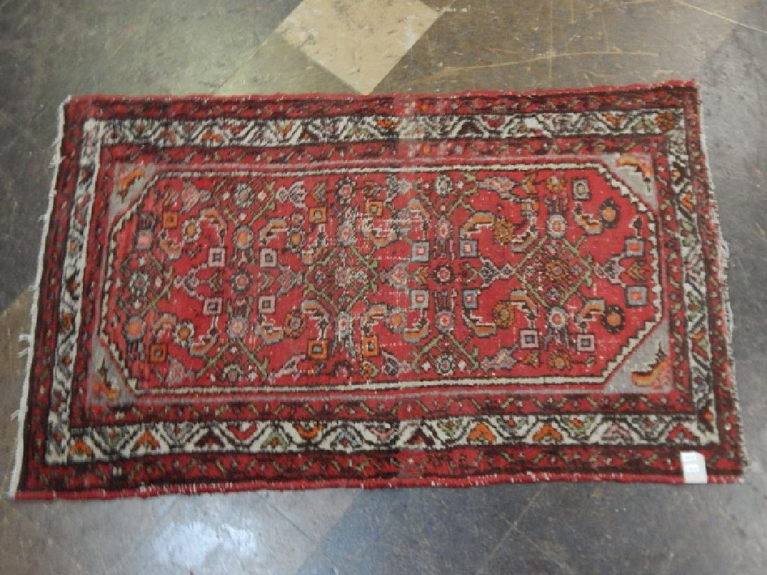 HAND TIED RUG