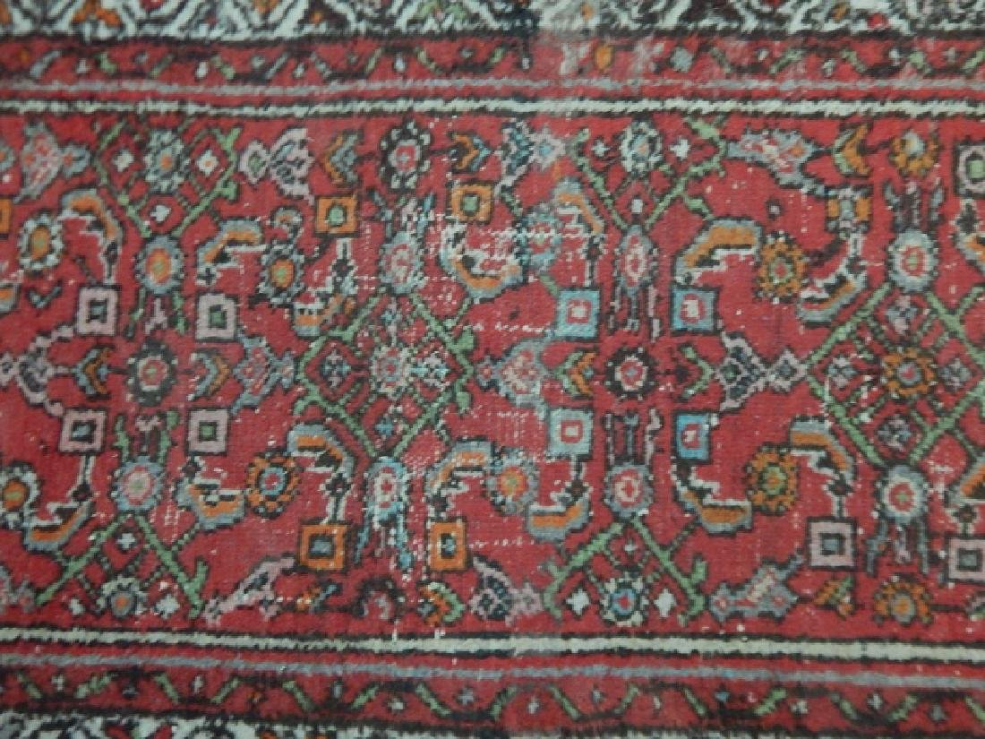 HAND TIED RUG - 2