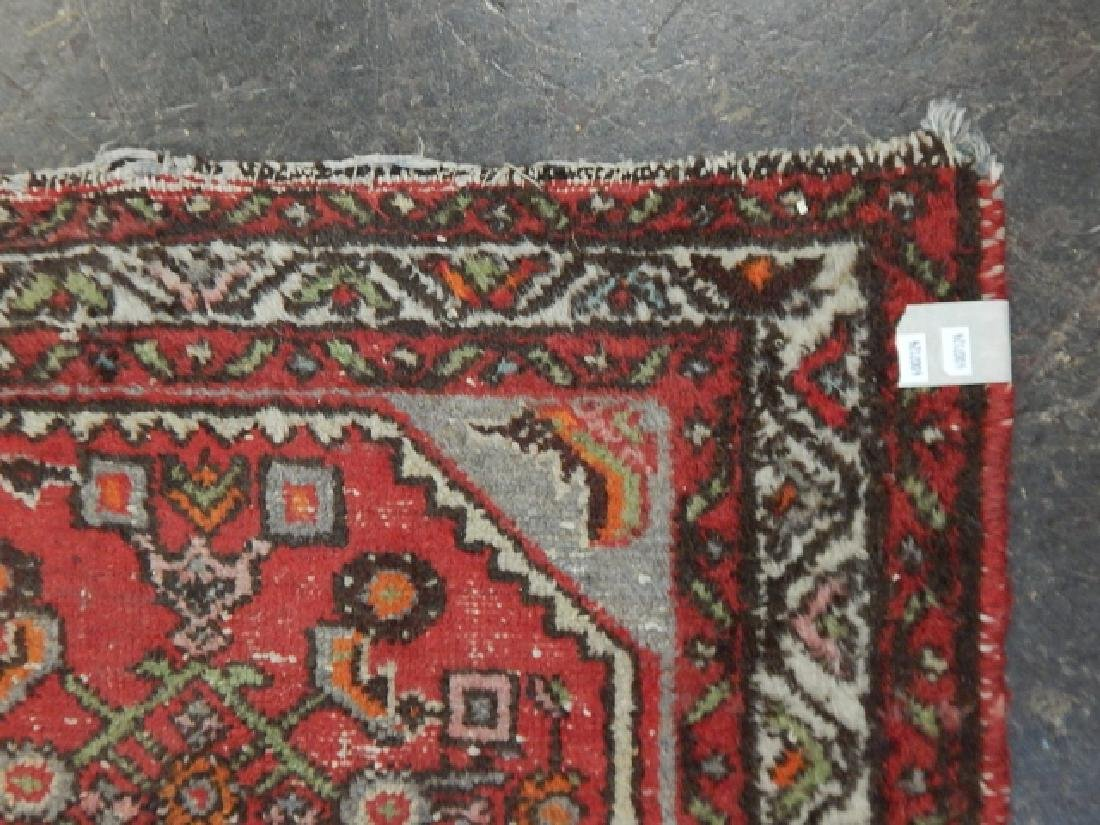 HAND TIED RUG - 3
