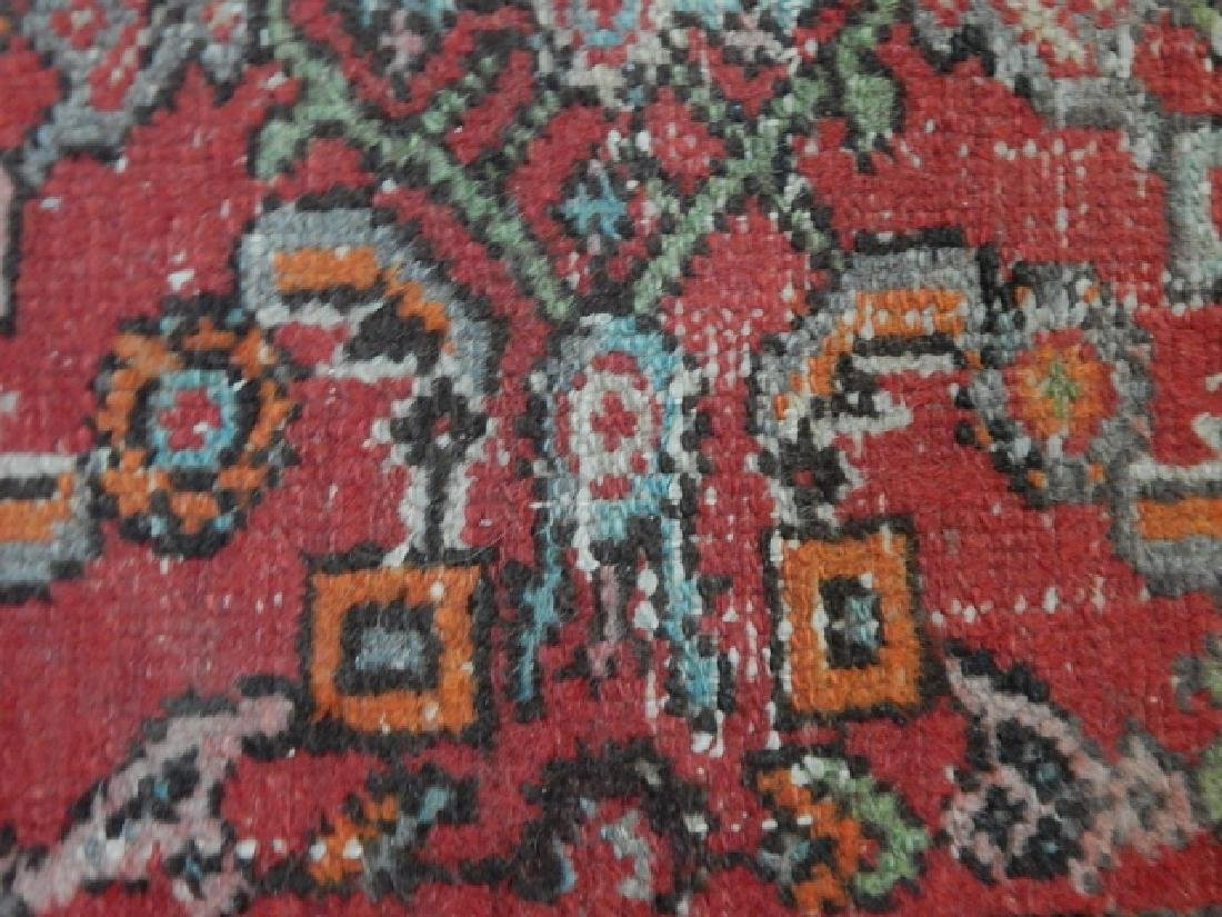HAND TIED RUG - 4