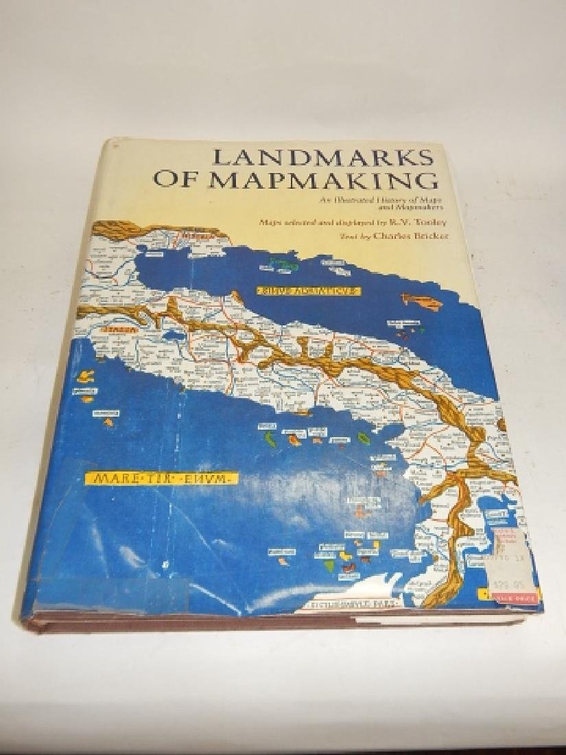 LARGE LOT OF OLD MAPS - 7