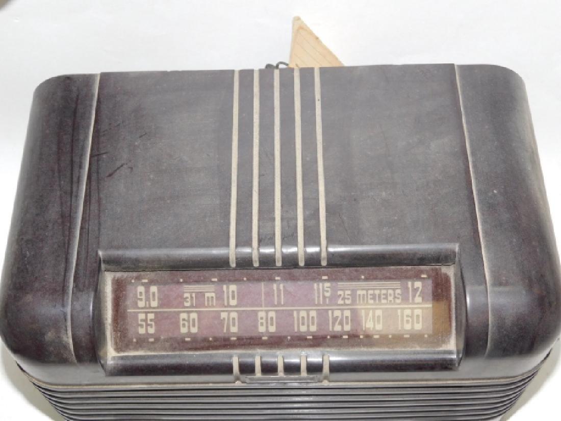 GOLDEN THROAT RADIO - 2
