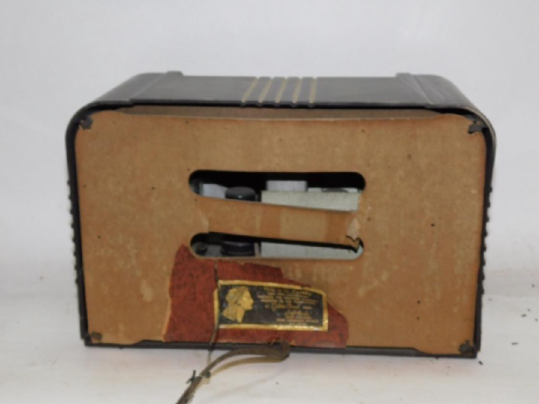 GOLDEN THROAT RADIO - 4