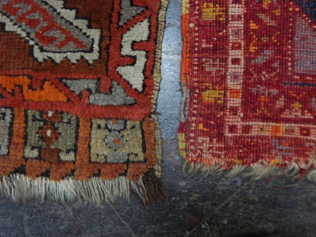 TWO HAND TIED RUGS - 3