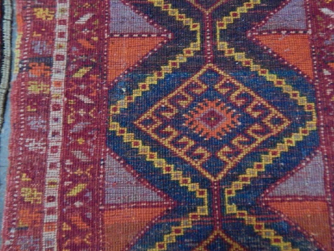 TWO HAND TIED RUGS - 4