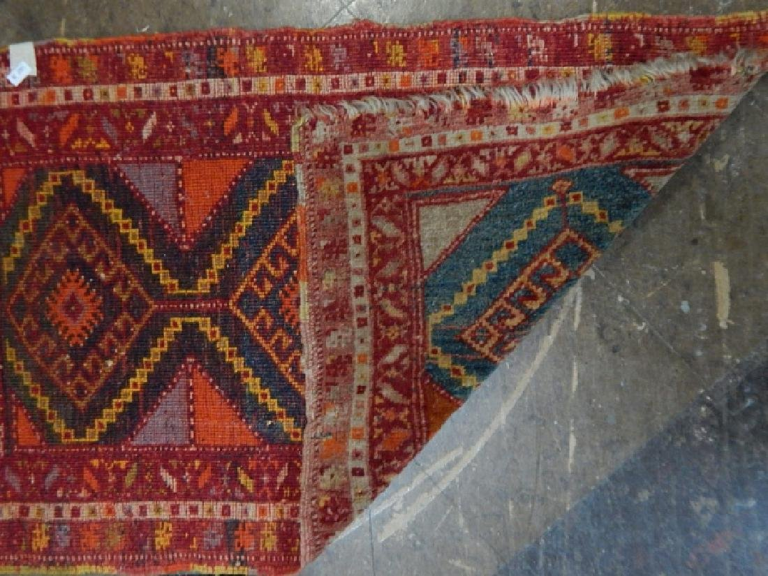 TWO HAND TIED RUGS - 6