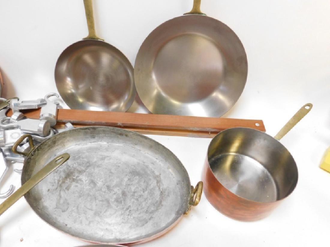 PAUL REVERE LIMITED EDITION COPPER PANS - 3