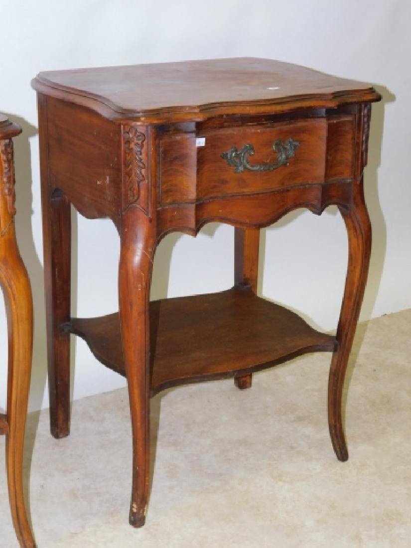 PAIR OF NIGHTSTANDS - 3