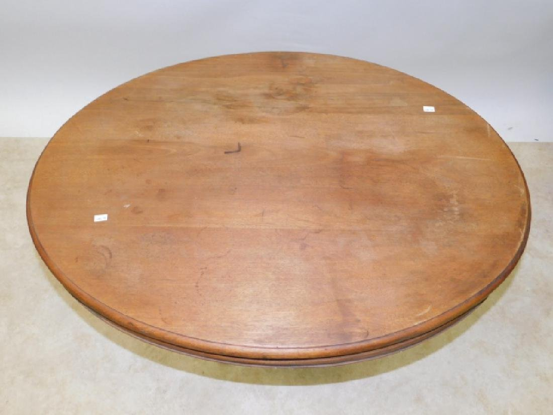 OVAL VICTORIAN TABLE - 3