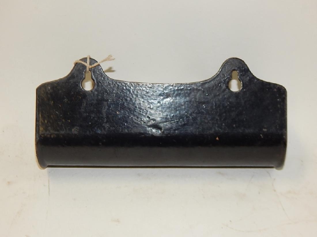 CAST IRON DOCUMENT BOX - 4