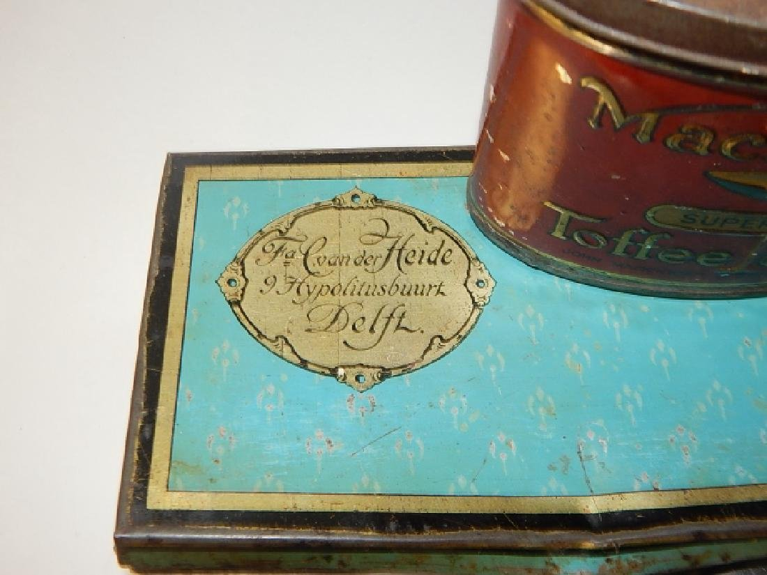 COLLECTION OF TINS - 5