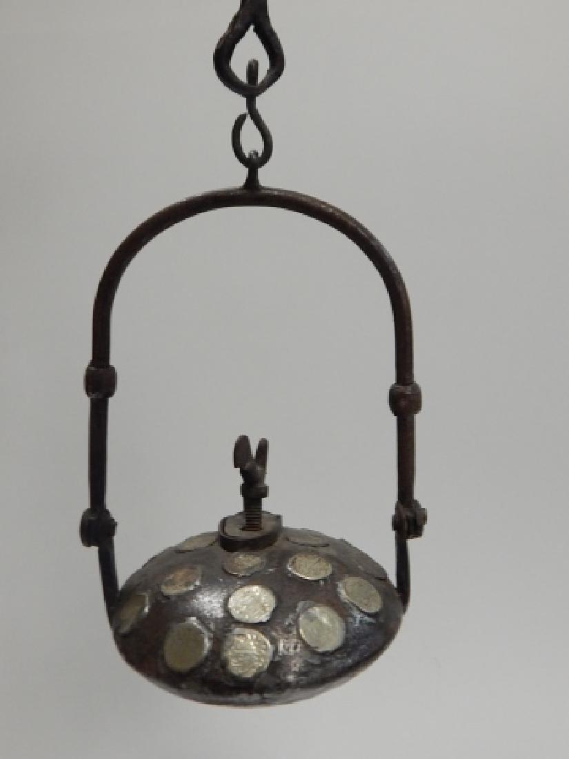 MOROCCAN FAT LAMP