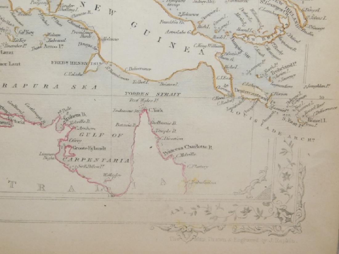 MALAY, ARCHIPELAGO,OR EAST INDIA ISLANDS MAP - 4