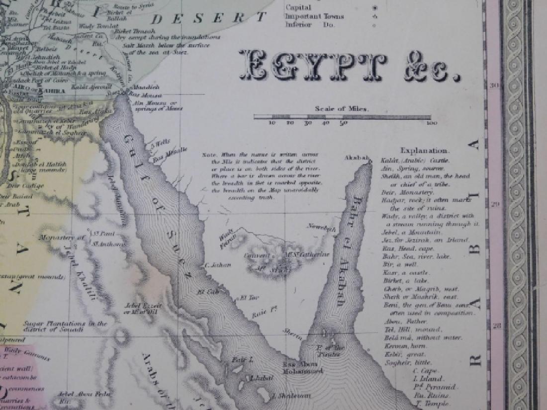 EGYPT MAP - 2