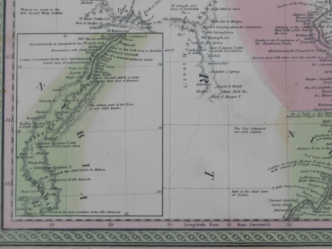 EGYPT MAP - 3