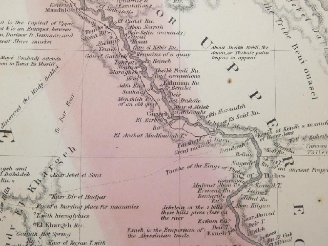 EGYPT MAP - 4