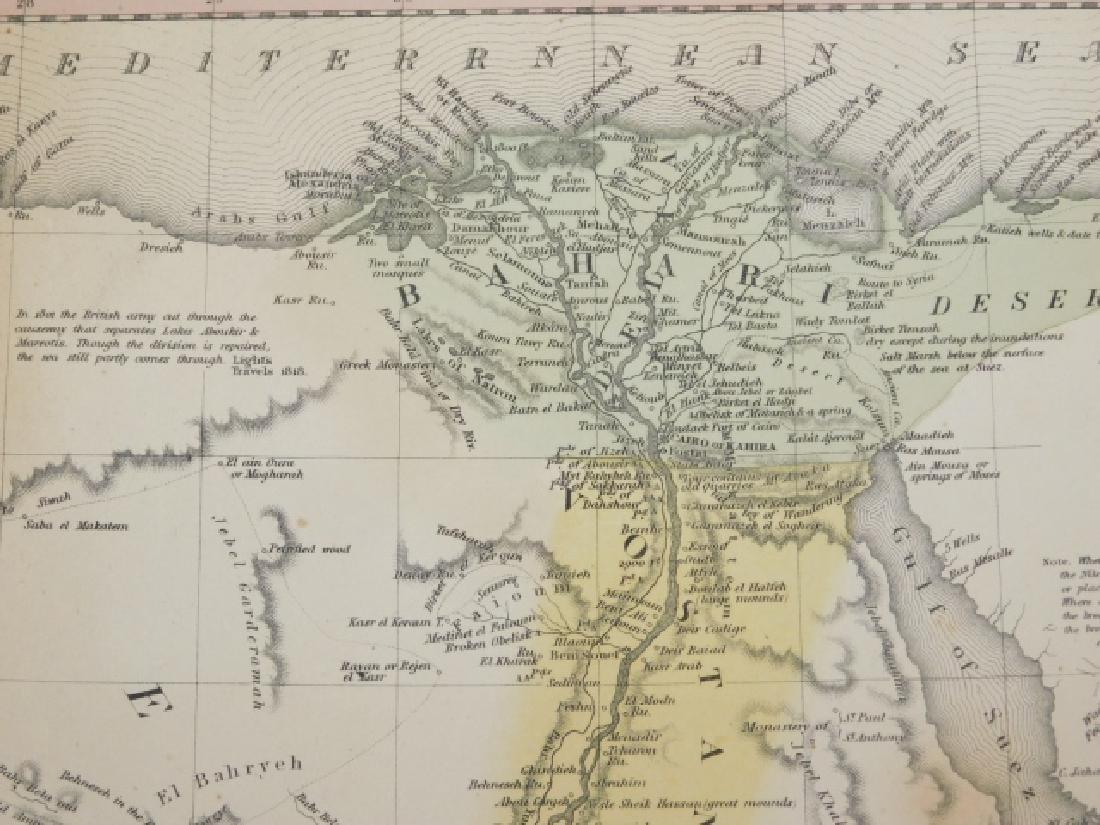 EGYPT MAP - 6