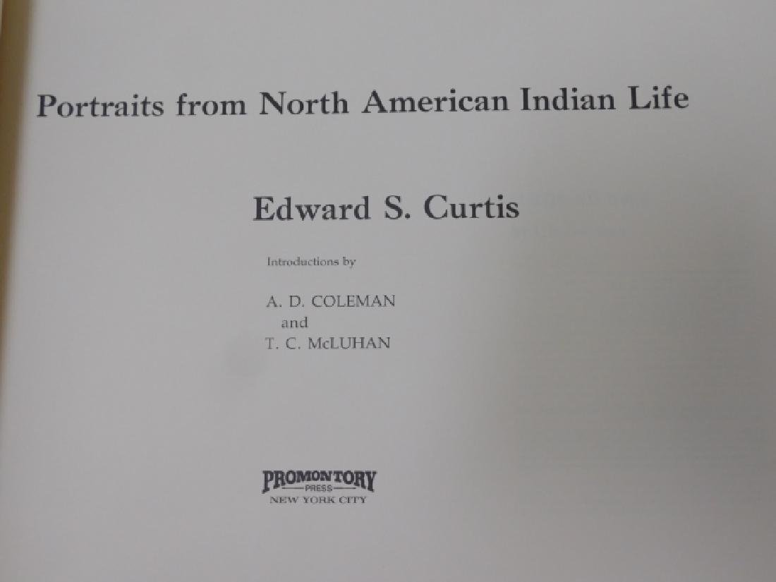 PORTRAITS FROM NORTH AMERICAN INDIAN LIFE - 2