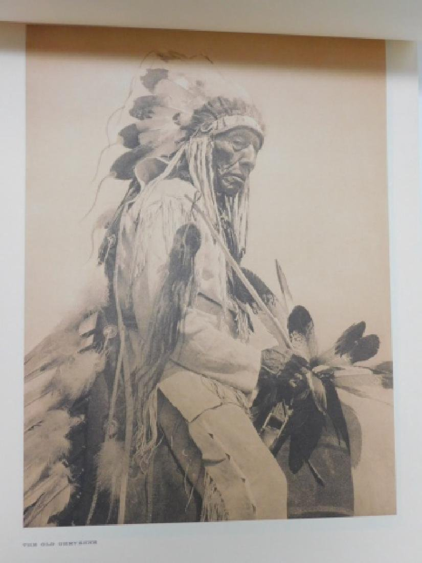 PORTRAITS FROM NORTH AMERICAN INDIAN LIFE - 5