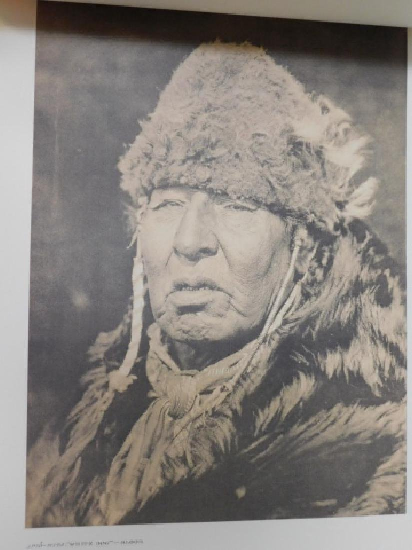 PORTRAITS FROM NORTH AMERICAN INDIAN LIFE - 7